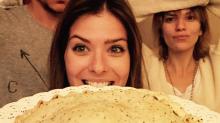 Por esta foto con Pampita, 'La China' Suárez dejó de ser amiga de Gimena Accardi
