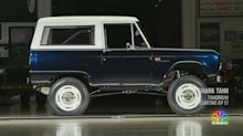Ford put a 760hp Mustang Shelby 500GT engine into Jay Leno's '68 Bronco and it's glorious