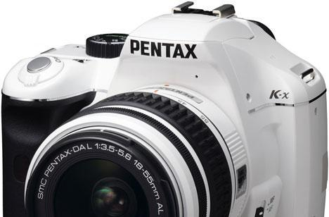 Pentax's entry-level K-x DSLR receives glowing review