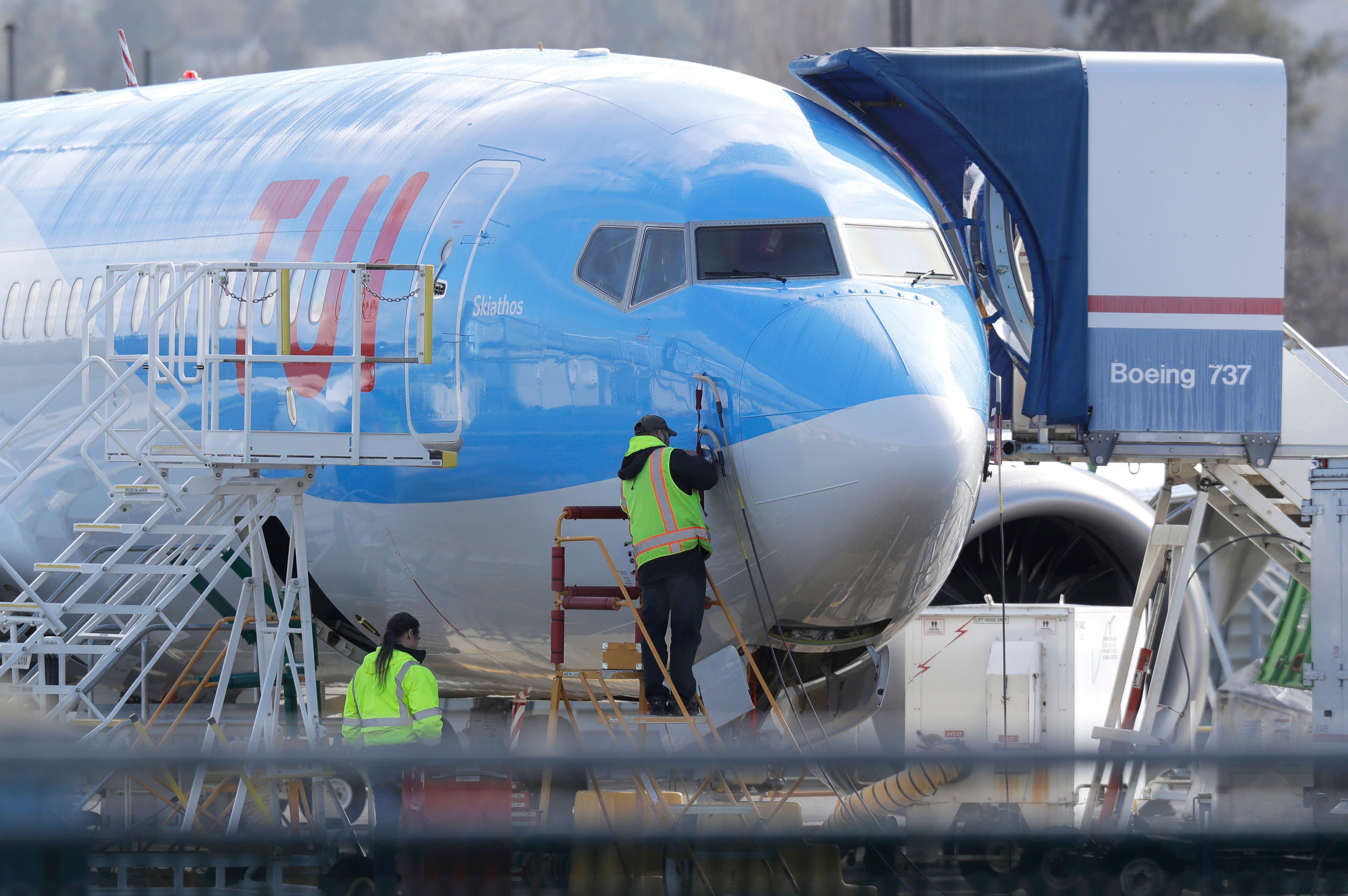 How Boeing blew it
