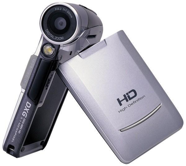 DXG-569V HD camcorder available for $169