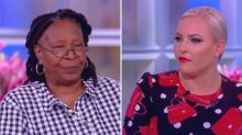 Meghan McCain gets cut off during heated discussion of the Mueller report on 'The View'