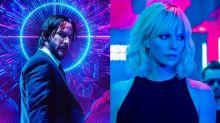 Charlize Theron está empolgada para fazer um crossover de Atômica e John Wick
