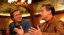 Once Upon a Time in Hollywood producers spill new details on DiCaprio, Pitt, Robbie, and the plot