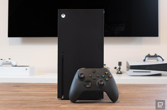 Microsoft is giving Xbox One Insiders a chance to reserve a Series X/S