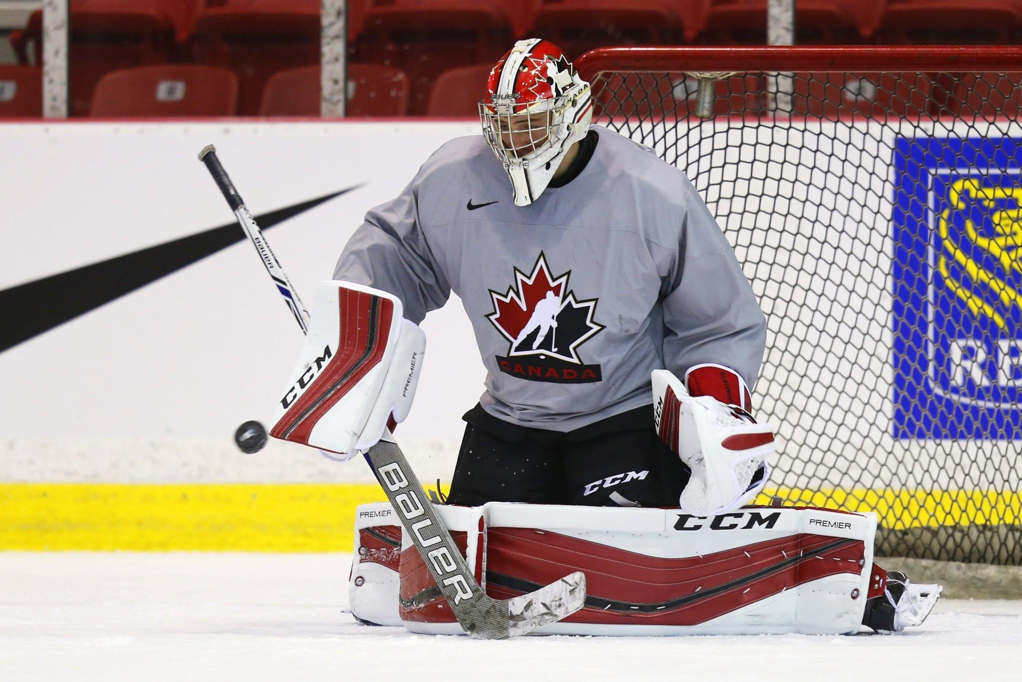 Five Things You Need To Know About Canada S Wjc Selection Camp