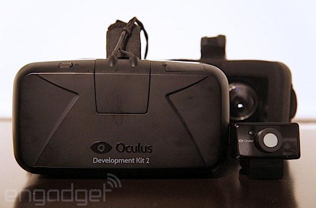 Oculus starts shipping latest Rift VR headset prototype this month
