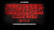 Stranger Things Is Coming to a Theme Park Near You
