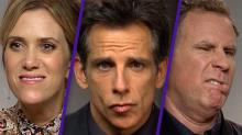 Watch 'Zoolander' Stars Try to Find the New Blue Steel