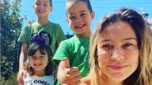 """Luana Piovani diz que está orando pelo Brasil: """"Fundo do poço"""""""