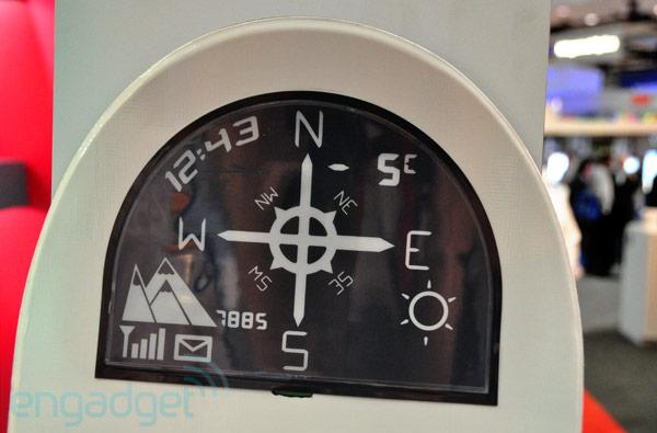 E Ink shows concepts galore at SID 2011: snowboards, radios, thermostats, oh my!