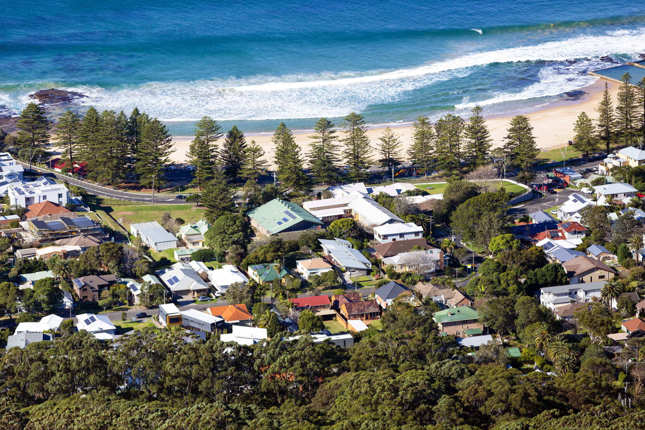 Australia's housing market is 'severely unaffordable'