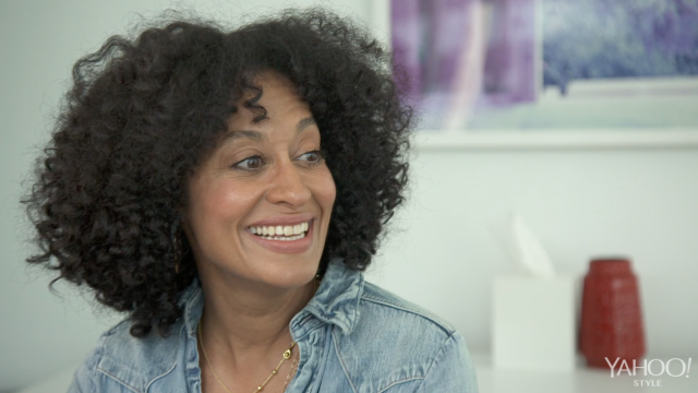 I Yahoo'd Myself: Tracee Ellis Ross