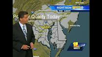 Tony: Hot temps, poor air quality expected Thursday