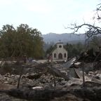 Woolsey Fire: Historic movie set Paramount Ranch to be rebuilt
