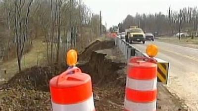 Landslide Repair Will Cost More Than $340,000