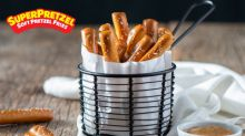 J&J Snack Foods Continues Soft Pretzel Innovation with the Launch of SUPERPRETZEL® Soft Pretzel Fries