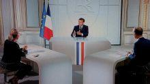 Macron verschärft Kampf gegen Corona