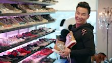 Singaporean crazy rich Asian Kane Lim assembled the cast of Bling Empire
