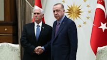 Turkey agrees to 5-day ceasefire in Syria
