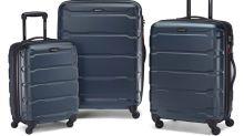 Para escapar estas vacaciones: juego de maletas Samsonite con casi 40% de descuento