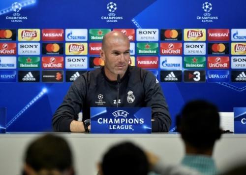 """Zidane: """"Je suis un homme heureux"""""""