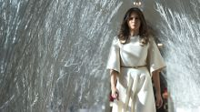 Melania Trump mocked for 'creepy' White House Christmas decorations