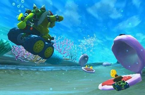 Mario Kart 3DS preview: By land, by sea, by air