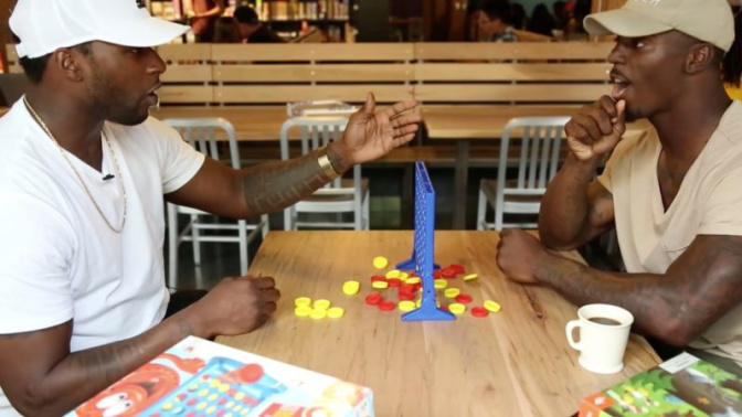 Stamps, Argos tailbacks take battle to the board game