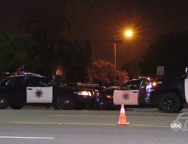 4 men hurt after shooting in San Jose, police search for suspect