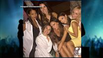 The Spice Girls Reunite at David Beckham's 40th Birthday