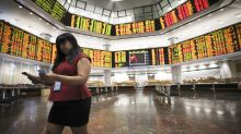 Global shares mostly retreat ahead of Fed statement