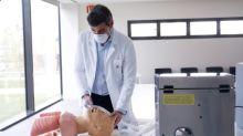 En España, un modelo abierto de respirador para enfrentar la urgencia de la COVID-19
