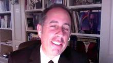 Jerry Seinfeld Recalls Cringey Moment With Michael Jordan In Locker Room
