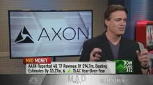 Axon CEO touts benefits of his police tech