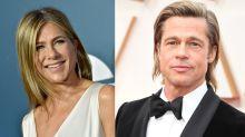 Jennifer Aniston und Brad Pitt feiern virtuelle Reunion
