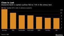 Deutsche Bank, SocGen Among Weakest in European Stress Test