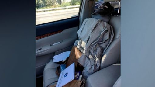 New York Woman Ticketed for Using 'Phony Passenger' to Drive in HOV Lane
