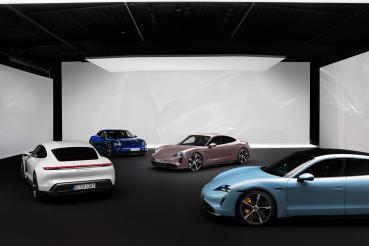 售價358萬元起!保時捷推出Porsche Taycan後輪驅動版