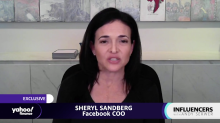 Coronavirus a 'wake-up call' on equal pay and domestic violence, Facebook's Sheryl Sandberg says