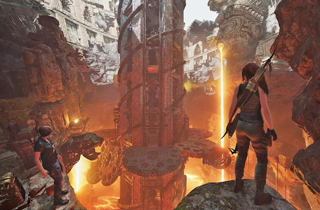 The first 'Shadow of the Tomb Raider' DLC arrives November 13th