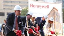 PHOTOS: Honeywell CEO says new HQ building is hopefully first of many in Charlotte