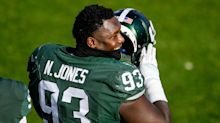 How Naquan Jones' case of COVID-19 shaped the Michigan State senior's perspective