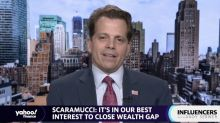 Scaramucci says coronavirus crisis could help close the wealth gap