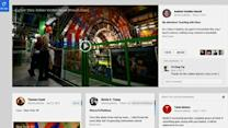 Google+ gets whole new look