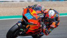 El equipo KTM confirma el positivo del español Jorge Martín