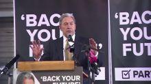 """Sorry sunshine, wrong place"": NZ Deputy PM"