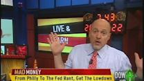 Watch: Cramer's Lessons From Living in His Car
