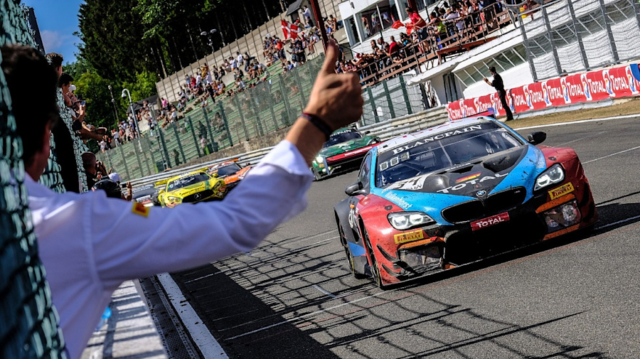 Blancpain Barcelona: Spa 24 Hours winners join BMW for title bid