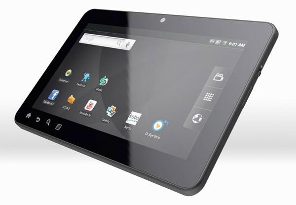Velocity Micro intros Cruz Tablet L37, P38 and L510 Android tablets at CES